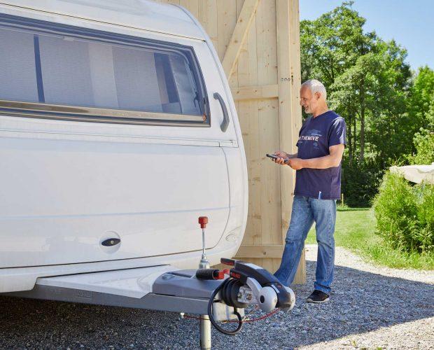 mover til campingvogn